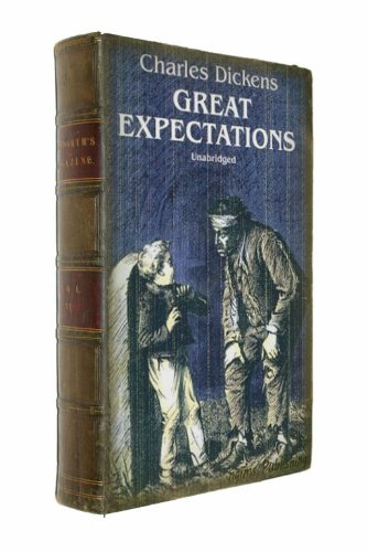 Great Expectations - illustrated edition and a link to download FREE audiobook