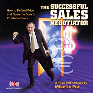 The Successful Sales Negotiator Audiobook