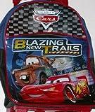 Mini Disney Cars Rolling Backpack Travel Daypack Pack