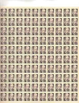Chester Carlson Sheet of 100 x 21 Cent US Postage Stamps NEW Scot 2180