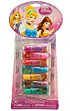 Disney Princess Flavored Lip Gloss of the Week 7 Piece Gift Set