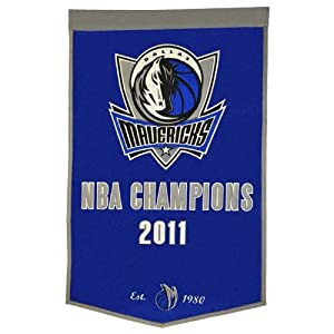 Dallas Mavericks Winning Streak Dynasty Banner by Winning Streak
