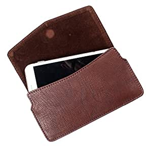 DooDa PU Leather Case Cover For iBall Andi 5S Cobalt3