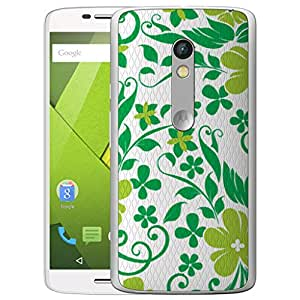 Digione designer Back Replacement Texture Plastic Cover Panel Battery Cover Snap on Case Cover for Motorola Moto X Play (1st Gen)