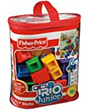Fisher-Price TRIO Junior My First Blocks - Primary Colors