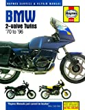 BMW R45 R50 R65 R75 R80 R100 R100RT 1970-1996 Haynes Manual HY0249