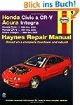 Haynes Honda Civic and Cr-V Acura Int...