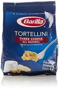 Barilla Three Cheese Tortellini, 12 Oz