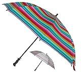 Totes Luggage Auto Golf Stick Umbrella