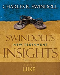 Insights on Luke (Swindoll's New Testament Insights)