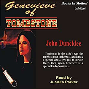 Genevieve of Tombstone Audiobook