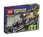 LEGO Ninja Turtles Shredder Dragon Bi...