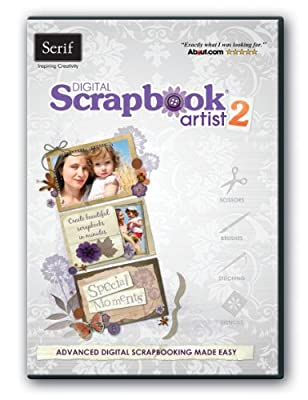 Serif Digital Scrapbook Artist 2