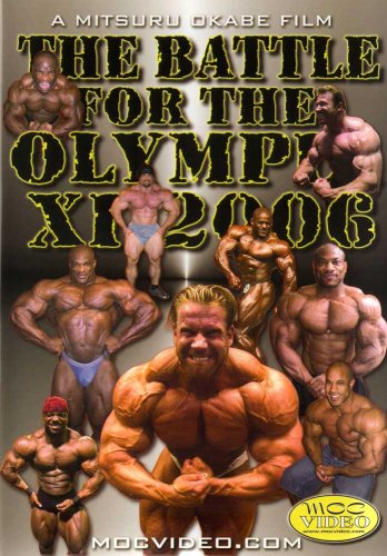 Battle for Olympia 2006 [DVD] [Import]