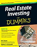 Real Estate Investing For Dummies, 2nd Edition (047028966X) by Eric Tyson