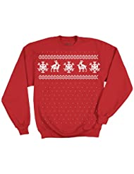 Christmas Sweater Reindeer Humping Sweatshirt