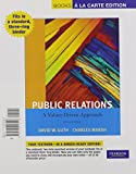 img - for Public Relations: A Values-Driven Approach, Books a la Carte Edition (5th Edition) book / textbook / text book