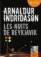 Les Nuits de Reykjavik: Livre audio 1CD MP3