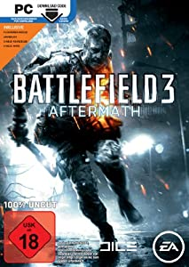 Battlefield 3 - Aftermath (Code in der Box) - [PC]