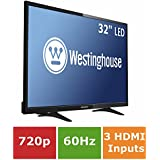 "Westinghouse - 32"" Class - LED - 720p - HDTV (WD32HB1120)"