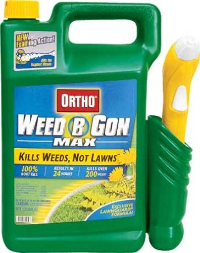 Ortho 0398410 1.33-Gallon Weed-B-Gon Max Weed Killer for Lawns Pull 'N Spray (Discontinued by Manufacturer)