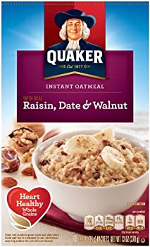 4-Pk. Quaker Instant Breakfast Cereal