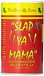One 8 oz Slap Ya Mama Cajun Seasoning...