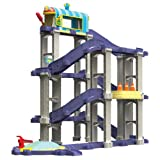 Chuggington Diecast Wilson's Wild Ride Deluxe Action Playset