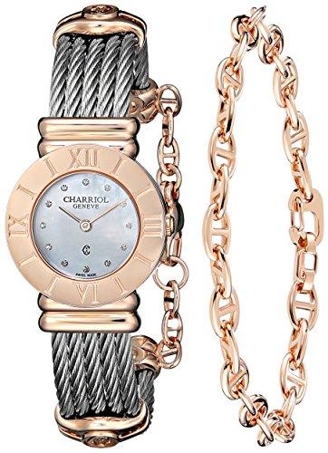 charriol-st-tropez-028rp540326-24mm-silver-steel-bracelet-case-anti-reflective-sapphire-womens-watch