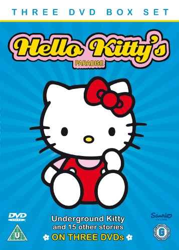 Hello Kitty's Paradise Underground Kitty & 15 Other Stories [DVD]