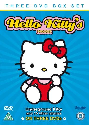 Hello Kitty's Paradise Underground Kitty & 15 Other Stories [DVD]