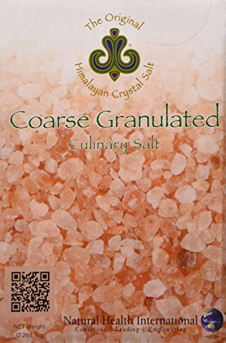 Original Himalayan Crystal Salt - Course Granulated