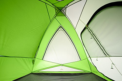 Columbia-Sportswear-Pinewood-6-Person-Dome-Tent-Fuse- & Columbia Sportswear Pinewood 6 Person Dome Tent (Fuse Green ...