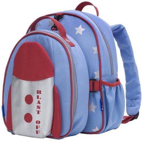 Babymel Little Explorer Space Rocket Children's Rucksack and Lunch Bag