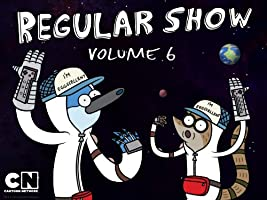 Regular Show Season 6