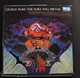 George Duke - The Aura Will Prevail - Lp Vinyl Record