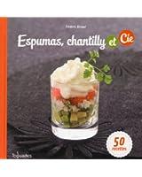 Espumas, Chantilly and Co