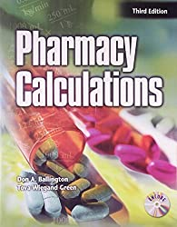 Pharmacy Calculations with CD