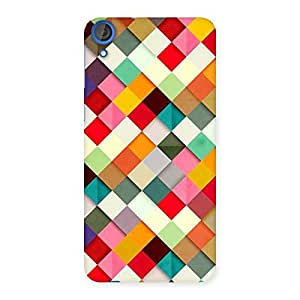 Special Color Ribbons Back Case Cover for HTC Desire 820