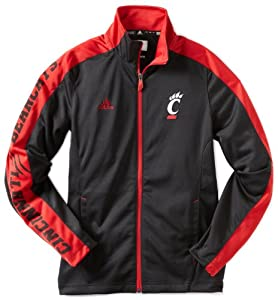 NCAA Cincinnati Bearcats Ladies Sideline Swagger Warm Up Jacket by adidas