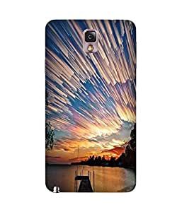 Star Fall Samsung Galaxy Note 3 Case