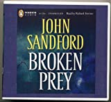 Broken Prey by John Sandford Unabridged CD Audiobook (The Prey Series with Lucas Davenport)