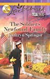img - for The Soldier's Newfound Family (Texas Twins) book / textbook / text book