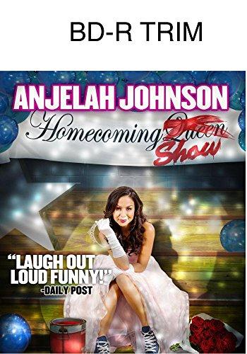 Anjelah Johnson: The Homecoming Show [Blu-ray]