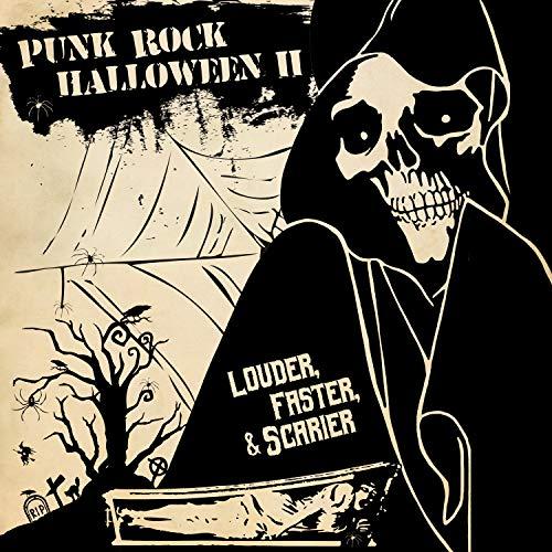 Vinilo : PUNK ROCK HALLOWEEN II - LOUDER FASTER & SCARIER - Punk Rock Halloween Ii - Louder Faster & Scarier