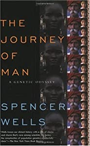 "Cover of ""The Journey of Man: A Genetic O..."