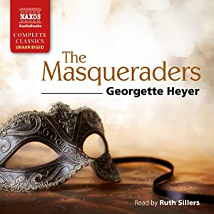 The Masqueraders Hörbuch