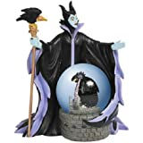 Sleeping Beauty Antagonist The Evil Maleficent Snow Globe