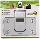 Taylor 7086 Mini Digital Bath Scale