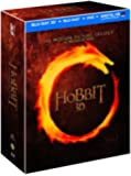The Hobbit Trilogy (15-Disc) (Bilingual) [3D Blu-ray + Blu-ray + DVD + Digital Copy] (Amazon Exclusive)